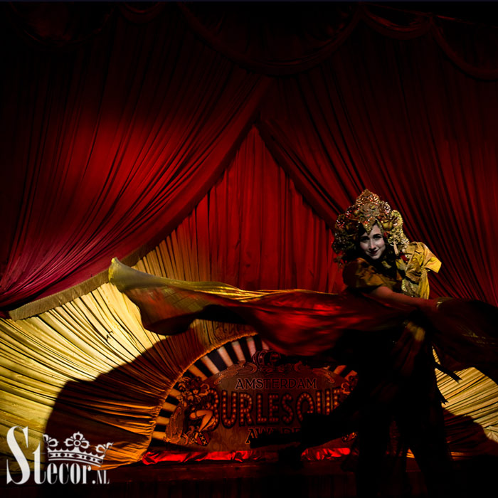 The Amsterdam Burlesque Award 2015