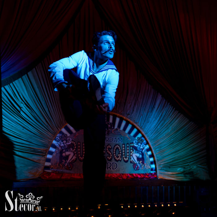 The Amsterdam Burlesque Award - Boylesque show 2015