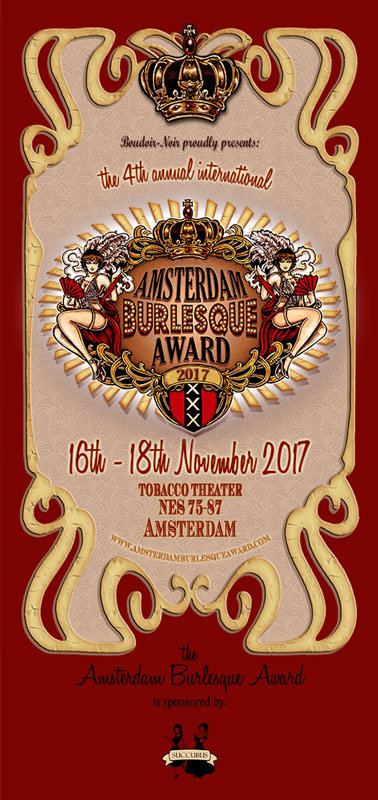 The Amsterdam Burlesque Award